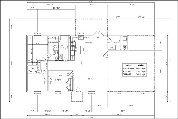 Astonishing Contractor House Plans Images - Ideas house design ...